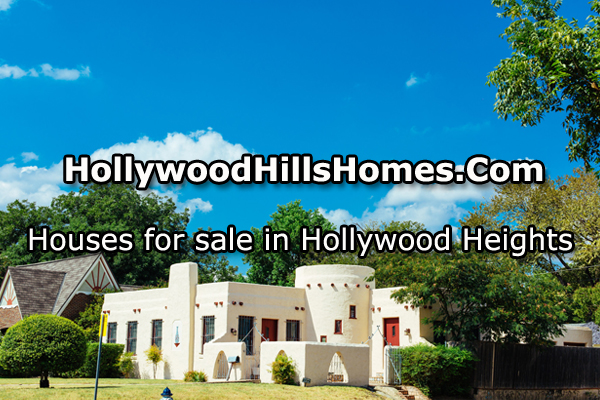 Hollywood Heights Homes For Sale