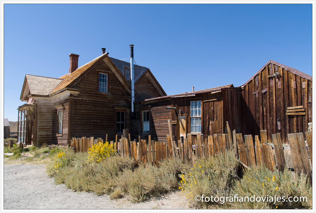 Bodie historic state park