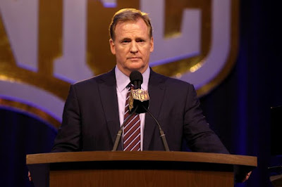 Letter to the NFL Commissioner