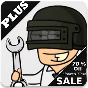 PUB GFX+ TOOL:#1 GFX TOOL 0.7.0 & 0.9.5 V0.15.0P Ads Free Apk Is Here