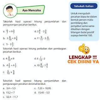 Kunci Jawaban Halaman 39 40 Kelas 4 Senang Belajar Matematika www.simplenews.me