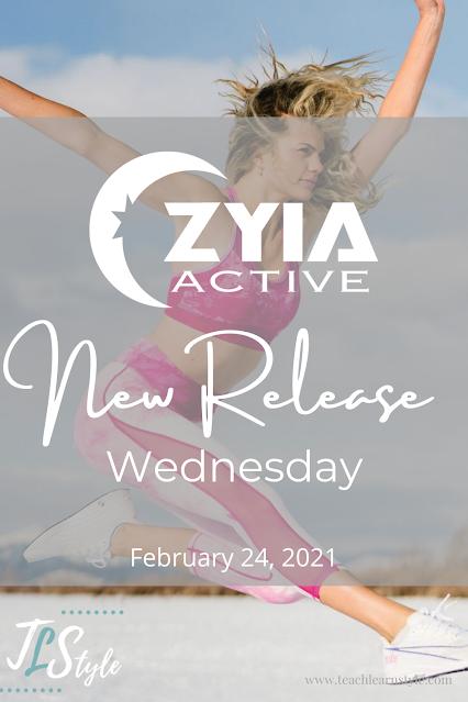 zyia active new release wednesday, zyia activewear, shop zyia active, zyia active rep