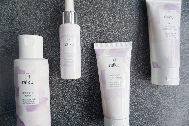 review-raiku-anti-aging-skincare