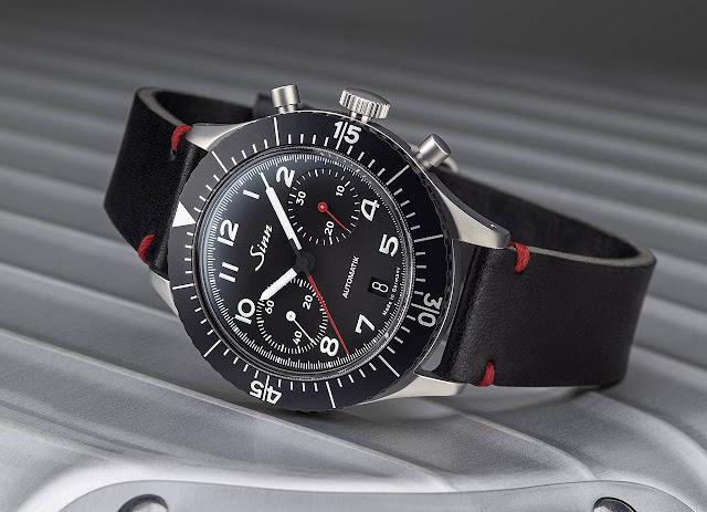 Sinn 158 Pilot Chronograph