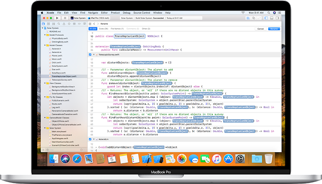 Xcode 9 Beta, Download Here and Checkout What'