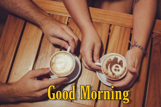 Good Morning coffee wallpaper