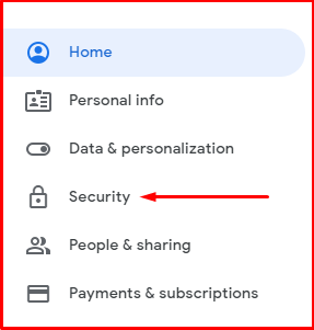 security of gmail account
