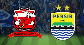 Gomez Optimistis Persib Bandung Menang atas Madura United