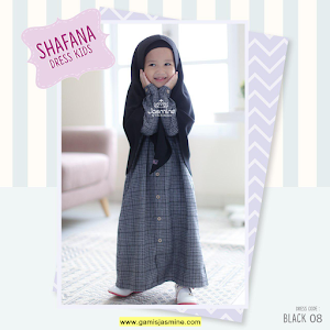 Shafana Dress Kids