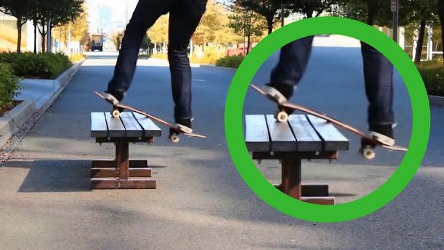 Grinds Skateboard Tricks