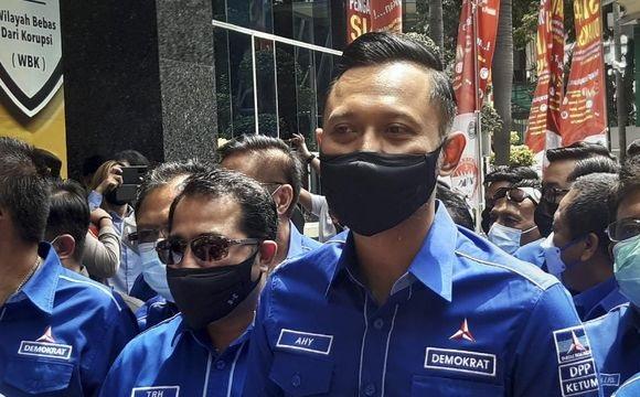 Razman Arif Mundur dari Kubu Moeldoko, Demokrat: Kelihatan Kemarin Cuma Pansos Doang!