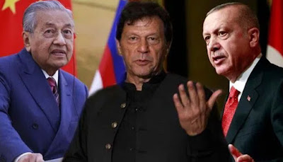 Pakistan, Turkey, Malaysia will jointly launch the Islamic television channel: Prime Minister Imran