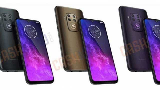 Leak shows Motorola One Zoom with 4 cameras and 5x hybrid zoom