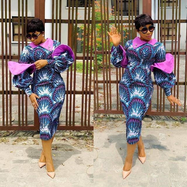 The 20 Best of Owambe Aso Ebi Dresses 7