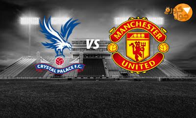 مشاهدة مباراة مانشستر يونايتد وكريستال بالاس بث مباشر 16-7-2020 الدوري الانجليزي