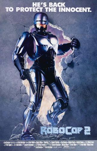 Robocop 2 (BRRip 1080p Dual Latino / Ingles) (1990)
