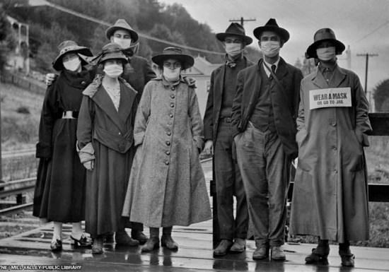 Come la pandemia di influenza spagnola del 1918 ha dei paralleli eugenetici oggi