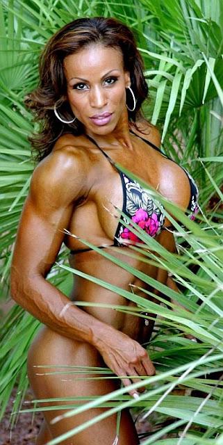 Grace Riveria - Female Fitness Competitor