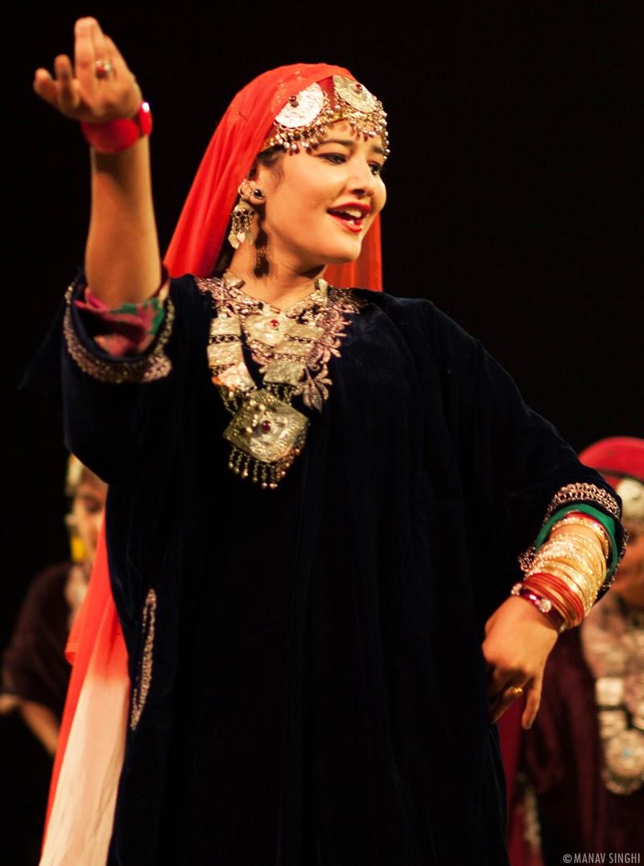 Rauf Dance from Kashmir.