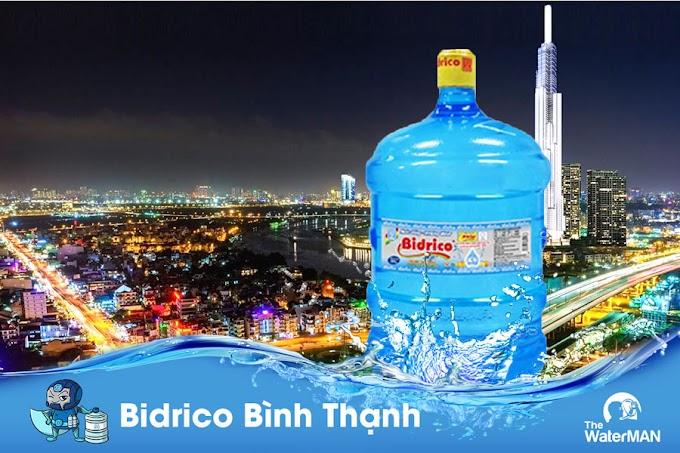 Đại lý nước Bidrico Bình Thạnh - The Water MAN