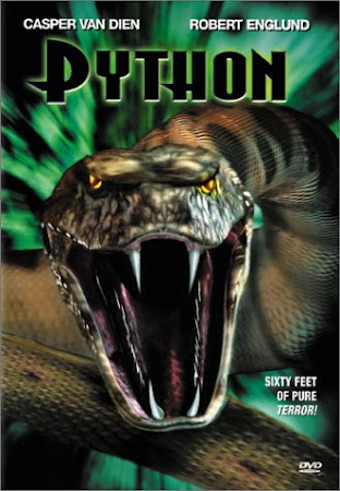 Poster Of Python In Dual Audio Hindi English 300MB Compressed Small Size Pc Movie Free Download Only At worldfree4u.com