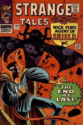 Strange Tales #146, Dr Strange, Eternity
