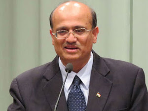 Vijay Gokhale to take charge as Foreign Secy