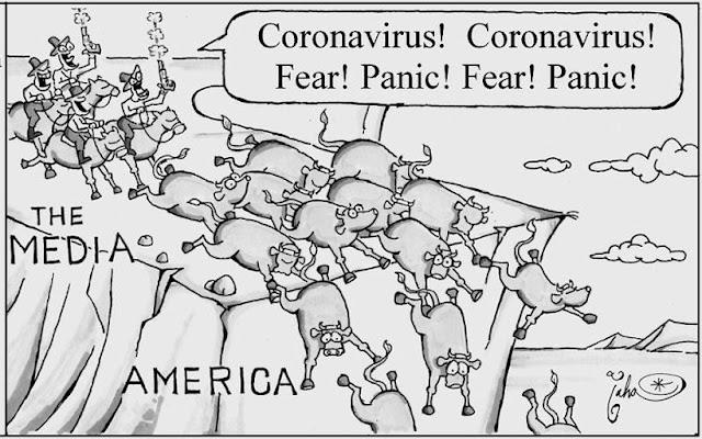 fear mongering media