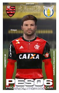 FACE Diego Flamengo