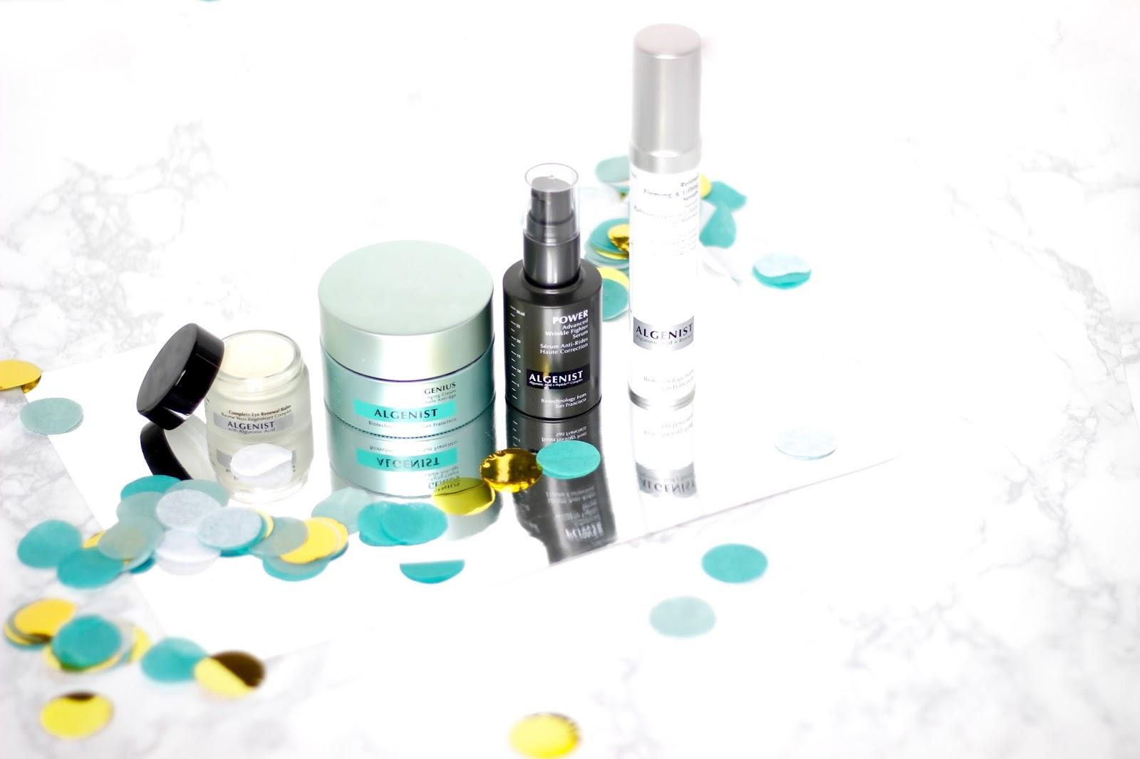 Algenist skincare