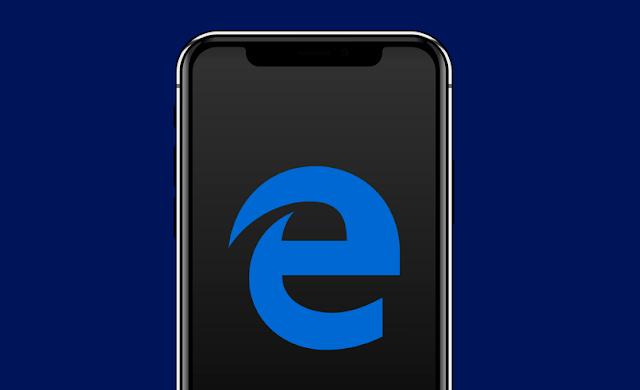 تحديث إصدار المعاينة لـ Microsoft Edge على iOS