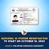 National ID Pre-Registration sa 32 Probinsya sa Bansa, Sisimulan na sa Oktubre 12