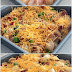 Baked Potato And Chicken Casserole
