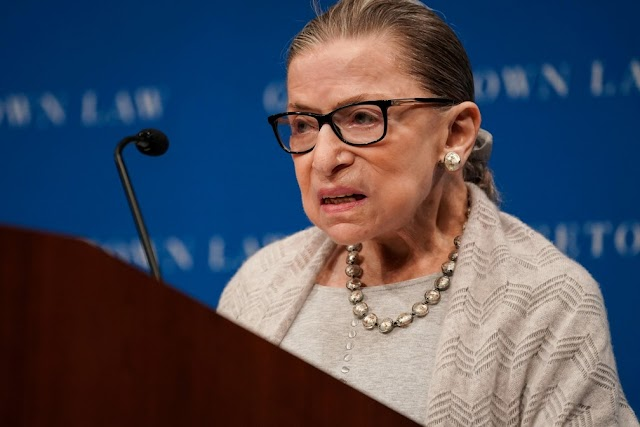 Morre nos EUA aos 87 Ruth Bader Ginsburg
