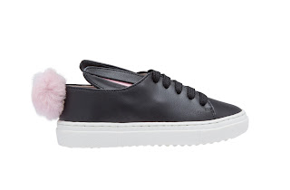 Minna Parikka Tail Sneakers in Black