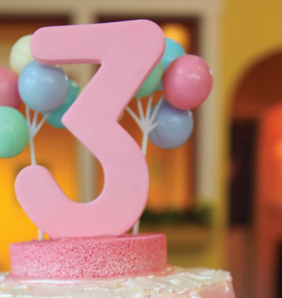 3rd Birthday Party Ideas