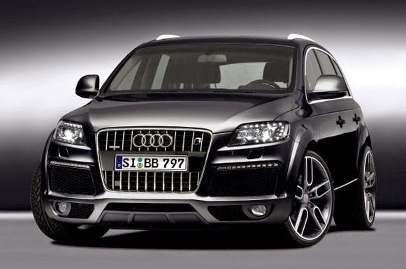 2016 New Audi Q7 With Sel Fuel Aimed At 40 Mpg Average