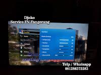 service tv sharp terdekat
