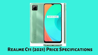 Realme C11 (2021) Price Specifications