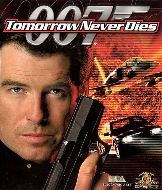 TOMORROW NEVER DIES (1997)  TAMIL DUBBED HD