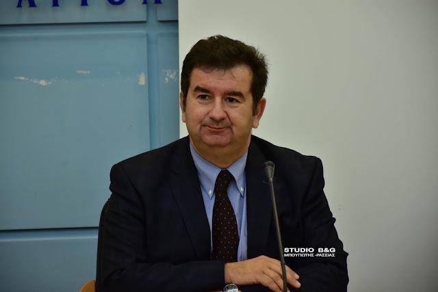 Σύσκεψη του Συντονιστικού Οργάνου Πολιτικής Προστασίας της Περιφερειακής Ενότητας Αργολίδας (βίντεο)