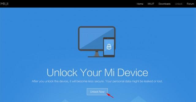 Penyebab gagal unlock dan Cara unlock Redmi Note 3 yang benar