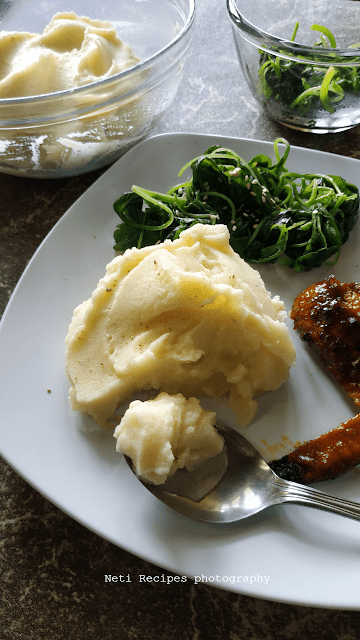 Mashed potato @NetiRecipes