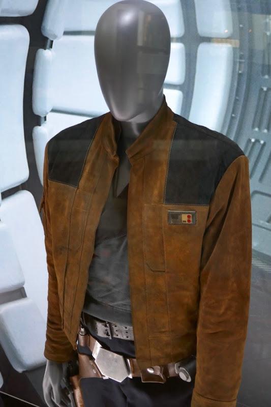 Alden Ehrenreich Young Han Solo jacket