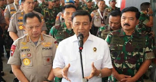Wiranto : Wacana Referendum Aceh Tak akan Terlaksana, Aturan Sudah Dihapus