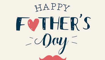 Happy Belated International Father's Day.