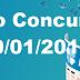 Resultado Federal Concurso 05248 (10/01/2018)