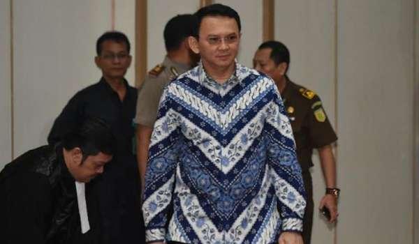 Ahok Di Penjara: Selama Ini DAP Kata Malaysia Lebih Zalim Dari Indonesia