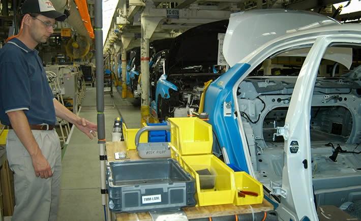 La venta en el mercado mexicano durante enero 2015 se integró en 46% con vehículos producidos en nuestro país y 54% de origen extranjero. (Foto: Toyota)
