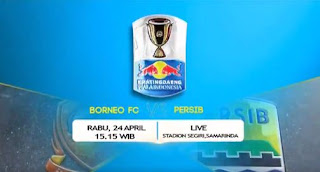 Susunan Pemain Persib Bandung Kontra Borneo FC